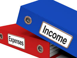 income and expenses files