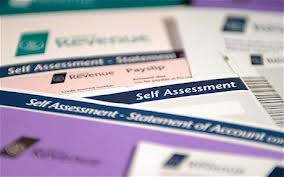 self assessment forms
