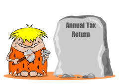 Is the end of the tax return?