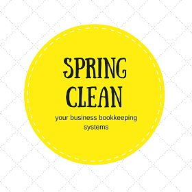 Spring clean your small business accounting systems in 5 easy steps