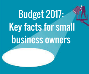Budget 2017: Key points for small business owners